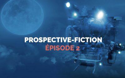 Prospective-fiction, l'homme au centre du jeu