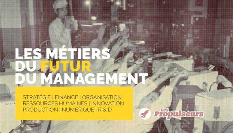 Les métiers du futur du management