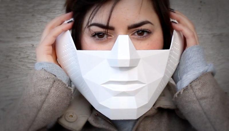 Masque augmenté Eidos