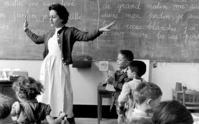 Et si l'on retournait à la maternelle ?